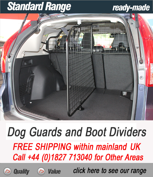 Guardsman Standard Dog Guards & Dividers