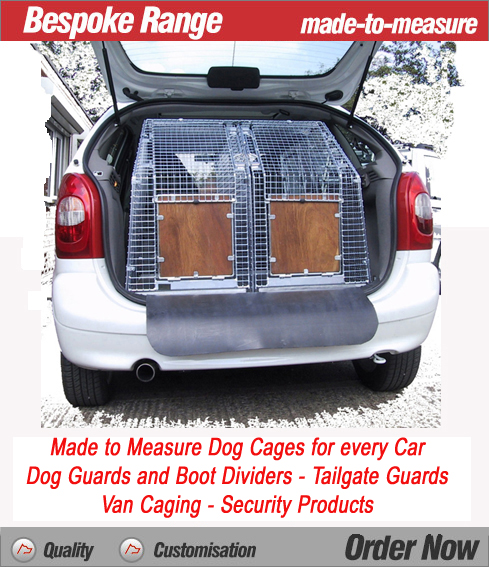 Guardsman Dog Guards, Cages, Dividers